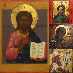 Ikonen: Ursprung, Bedeutung und Verbreitung in ihrer Anfangszeit