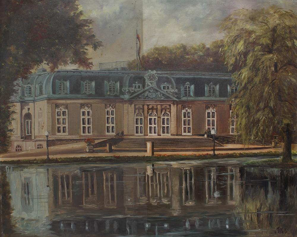 Super Gemälde Reinigung - Mike Beer Restaurierung Düsseldorf KT77